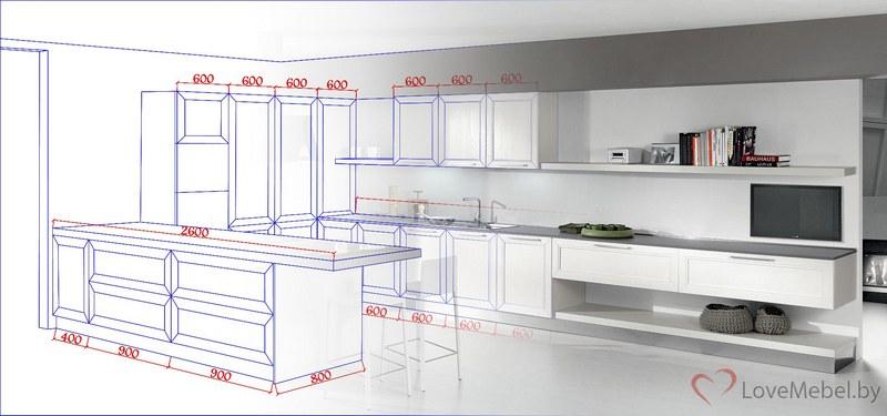 Кухни от Любимой мебели фото (2)