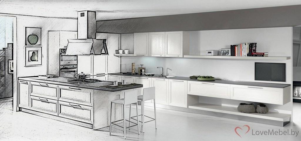 Кухни от Любимой мебели фото (3)
