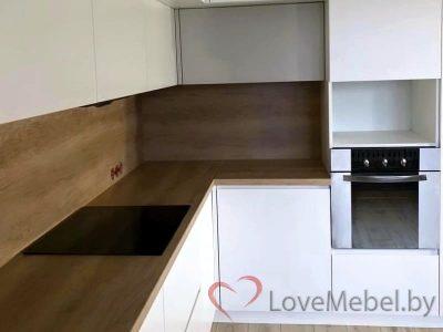 Кухня с антресолями «Фермоселье» (3)