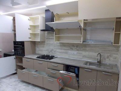 Кухня из панели AGT