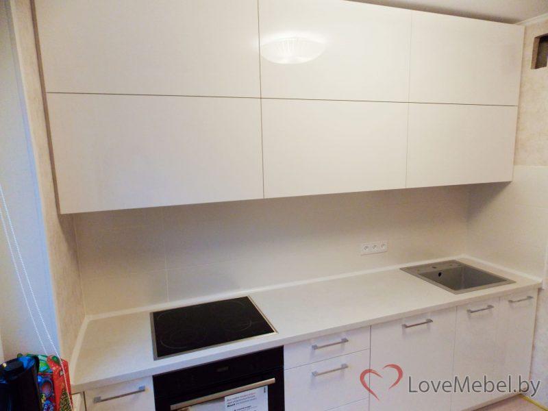 Кухня из акрила S-line A01